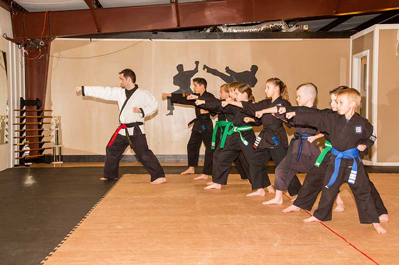 martial arts training center in USA