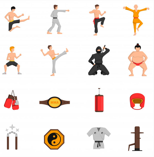 Martial arts for weight loss